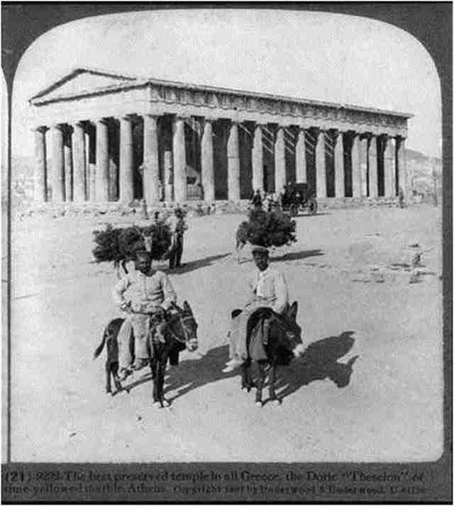 Θησείο – 1907