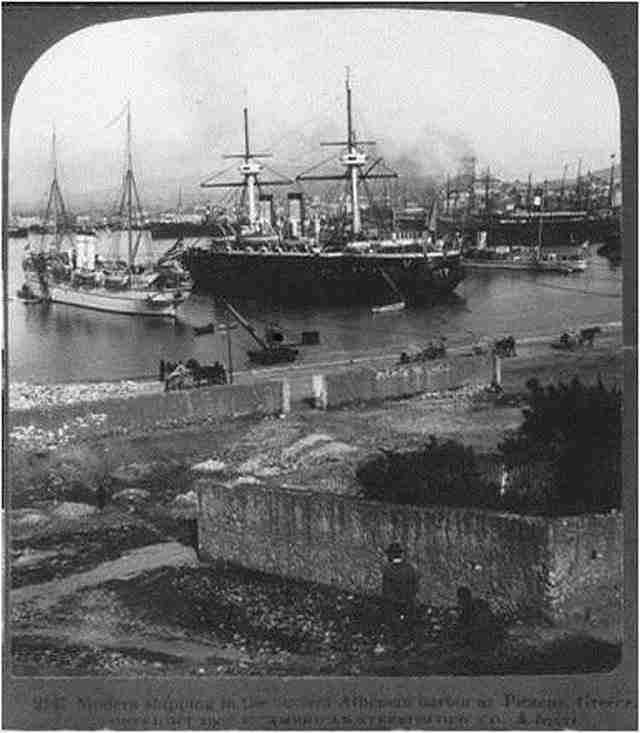 Πειραιάς – 1907