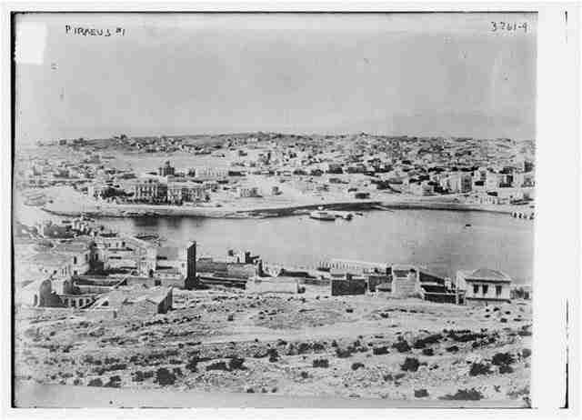 Πειραιάς – 1915