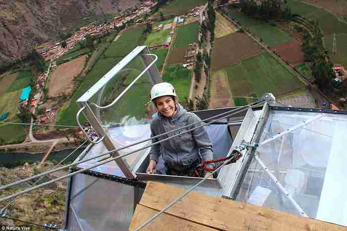 Η Ιερή Κοιλάδα του Περού προσφέρει μία θέα, από τις πιο εντυπωσιακές που μπορεί να αντικρίσει κανείς.