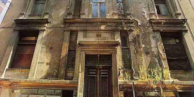 Ένα σπίτι στο οποίο έζησε κάποτε ένας σπουδαίος αρχιτέκτονας του 19ου αιώνα:
