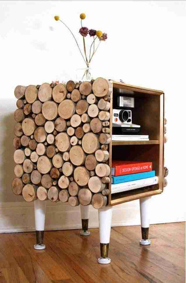 26 καταπληκτικές ιδέες για DIY κατασκευές από ξύλο