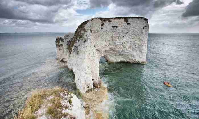 Οι Λευκοί Βράχοι του Ντόβερ, Αγγλία