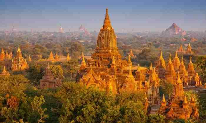 Bagan, Μιανμάρ