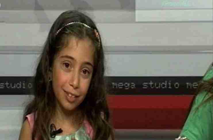 Το 7χρονο κορίτσι από τη Θεσσαλονίκη που ξέρει επτά γλώσσες και θέλει να γίνει ογκολόγος