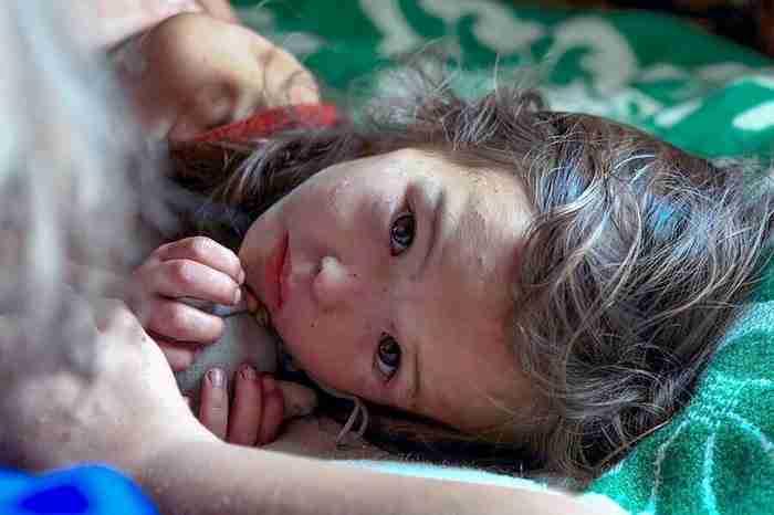 Το κορίτσι που επέζησε 12 ημέρες μόνο του σε δάσος της Σιβηρίας.