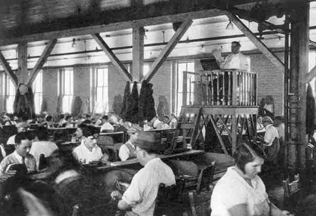 Λέκτορας εργαζομένων
