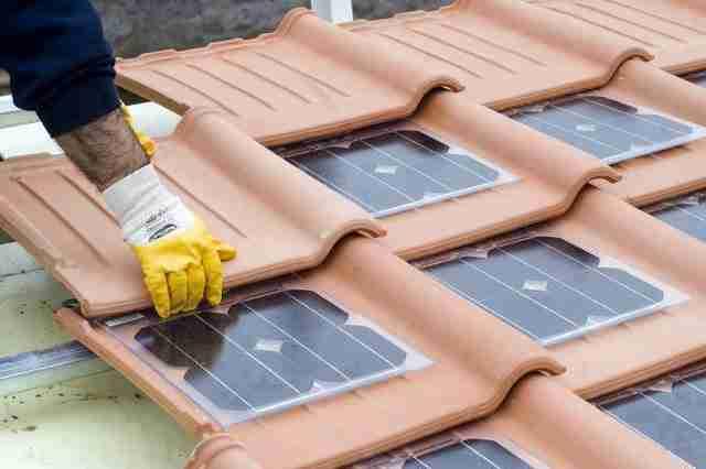 Ηλιακά κεραμίδια