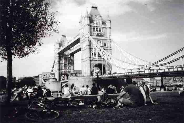 """Tower Bridge PICNIC, Southwark"", από τη Cecie"