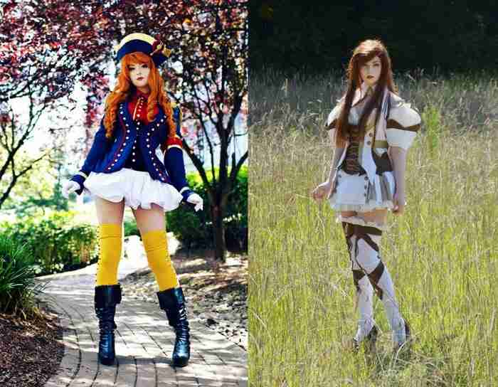 Αυτό το 18χρονο κορίτσι δημιουργεί τα πιο παραμυθένια φορέματα που έχετε δει!