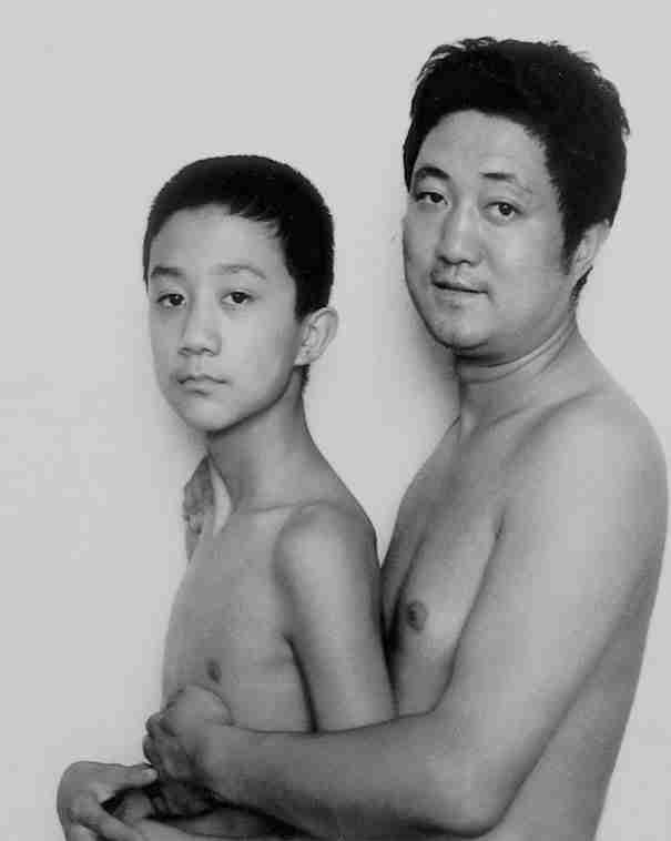 Μπαμπάς - γιος, 1998