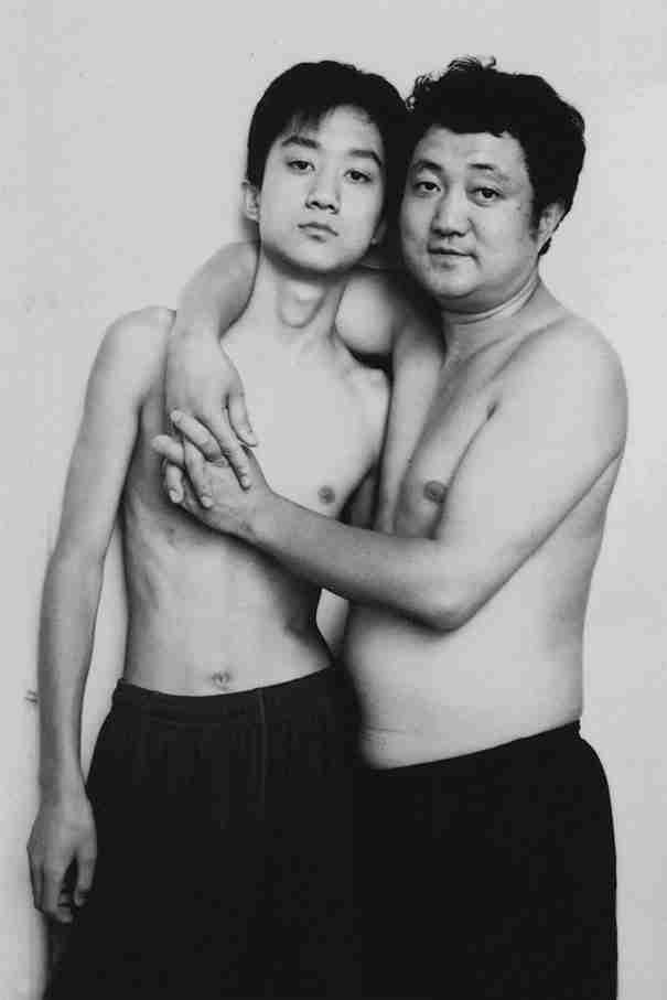 Μπαμπάς - γιος, 2002