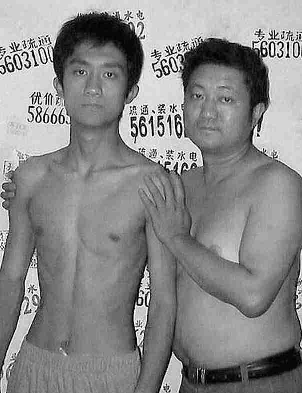 Μπαμπάς - γιος, 2003