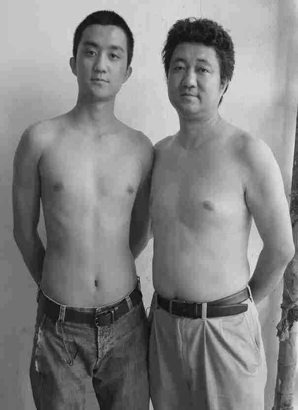 Μπαμπάς - γιος, 2008