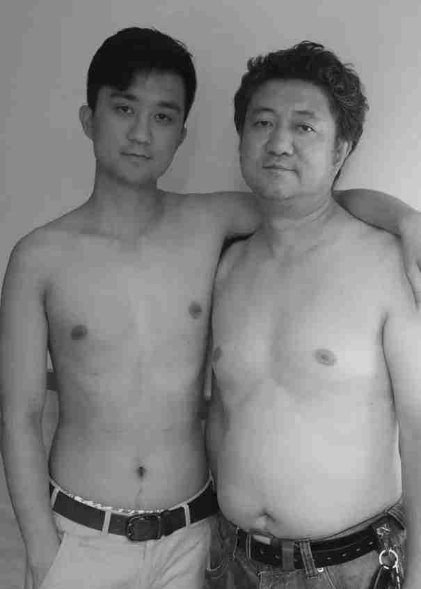 Μπαμπάς - γιος, 2012