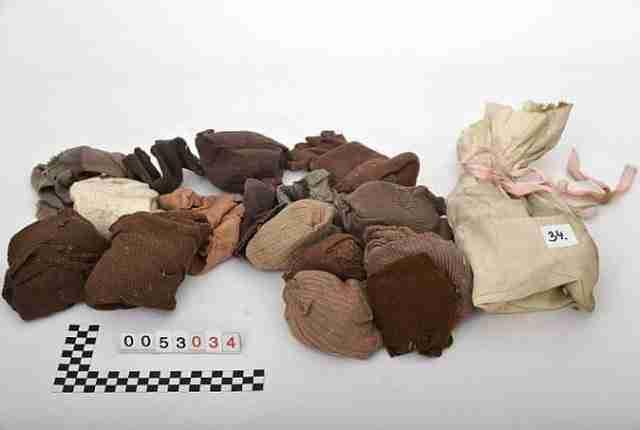"""Σύμφωνα με τον διευθυντή του μουσείου, μια τέτοια ανακάλυψη κρυφών """"γερμανικών αντικειμένων"""" είναι πολύ σπάνια στην περιοχή."""
