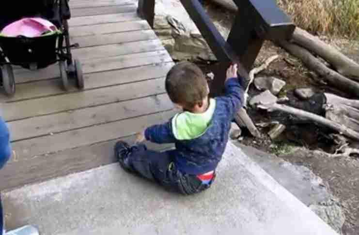 Δεν του αρέσει να τον αποκαλούν μωρό. Γιατί; Απλά ακούστε τα λόγια του..