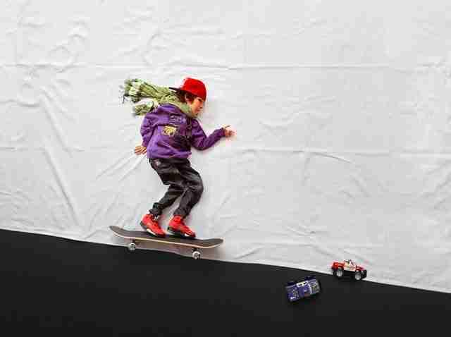 Ο Λούκας, ένα 12χρονο αγόρι που είναι καθηλωμένο σε αναπηρικό καροτσάκι λόγω μυϊκής δυστροφίας, μπορεί επιτέλους να κάνει όλα όσα κάνουν και τα άλλα παιδιά