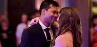 Στις 11 Απριλίου, η Τζεν και ο Σόλομον παντρεύτηκαν..
