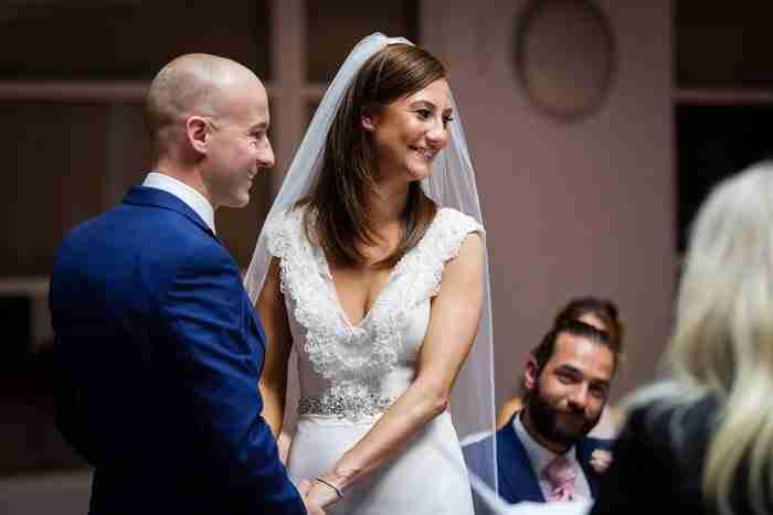 Άγνωστοι χάρισαν σε άρρωστο άνδρα τον γάμο των ονείρων του!