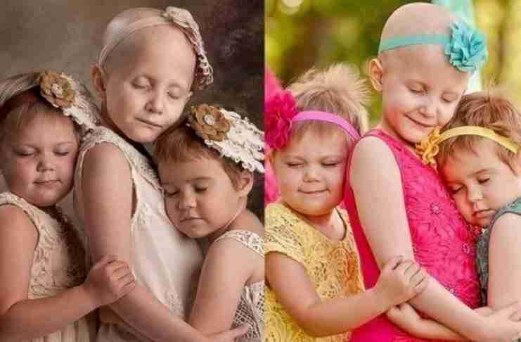 Τα τρία γενναία κορίτσια που νίκησαν τον καρκίνο