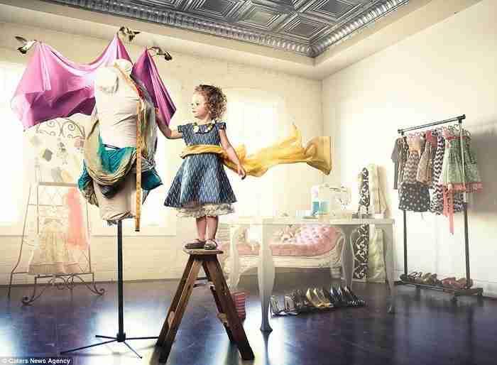 Φωτογράφος κάνει τα όνειρα παιδιών με καρκίνο πραγματικότητα..