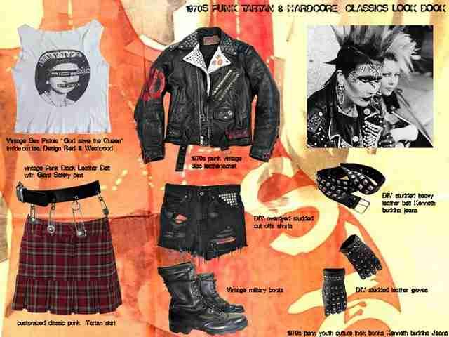 Η εμφάνιση των Sex Pistols το 1970 και το πανκ κίνημα, δημιούργησε πονοκέφαλο στο βρετανικό κατεστημένο.