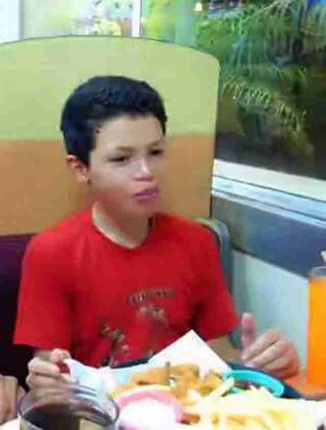 Η ιστορία του Άνχελ, του 12χρονου παιδιού που θυσίασε τη ζωή του για να σώσει τη ζωή κάποιου άλλου