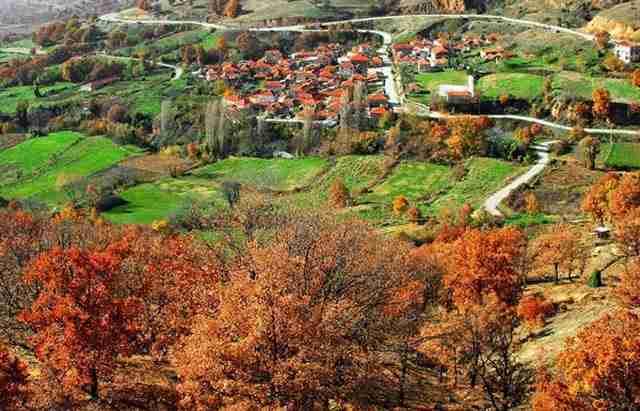 Βέργα, Καστοριά
