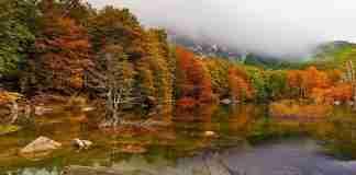Λίμνη Μουτσάλια-όρος Γράμμος
