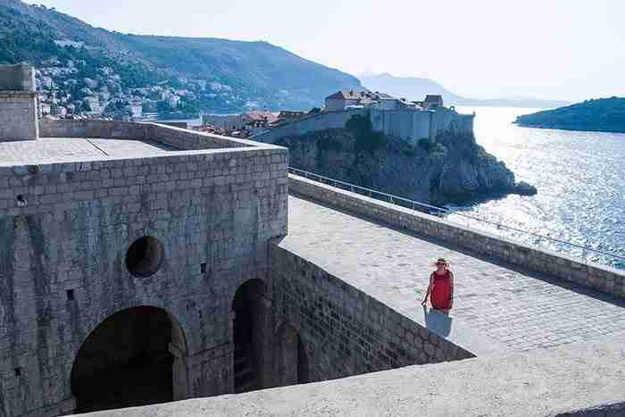 Ταξίδεψαν στην Κροατία για να βρουν και να φωτογραφηθούν στις τοποθεσίες που γυρίζεται το Game Of Thrones!
