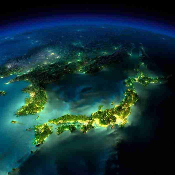 10 μαγευτικές νυχτερινές εικόνες της Γης από το διάστημα!