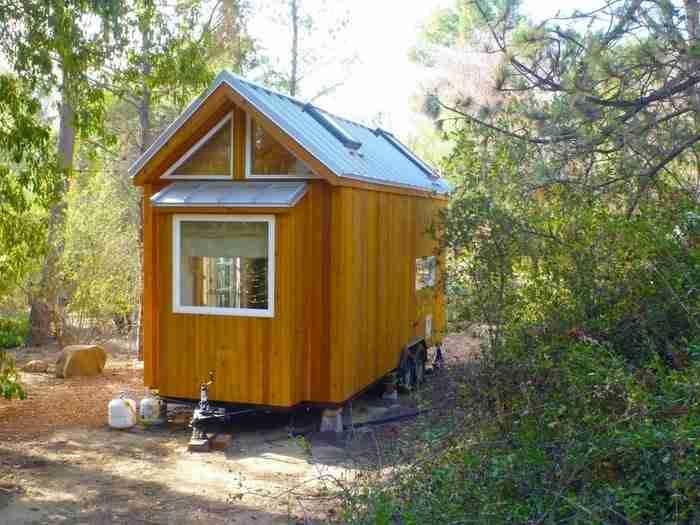 5 μικρά σπίτια που θα σας αρέσουν περισσότερο από οποιοδήποτε μεγάλο σπίτι που έχετε δει! Ποιος δεν θα ήθελε το 4;