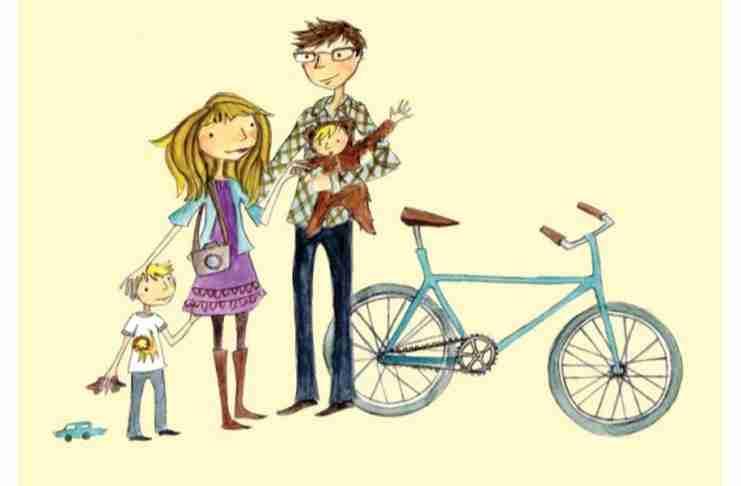 Αυτό σημαίνει να ανήκεις σε μια αγαπημένη οικογένεια..