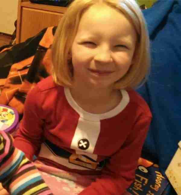 Όταν όλα τα παιδιά ζητούσαν δώρα από τον Άγιο Βασίλη, αυτό το κoρίτσι έκανε κάτι διαφορετικό