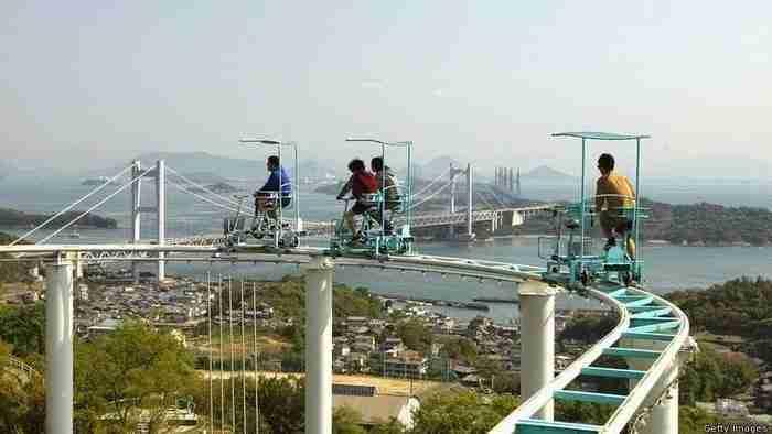 Αυτό το Roller Coaster στην Ιαπωνία είναι το πιο τρομακτικό που έχετε δει ποτέ!