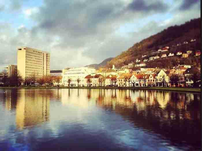 Μπέργκεν: Μια πόλη βγαλμένη από τα ωραιότερα καρτ ποστάλ!