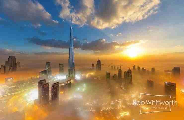Το Ντουμπάι και η Κωνσταντινούπολη μέσα από δύο καταπληκτικά βίντεο Flow Motion