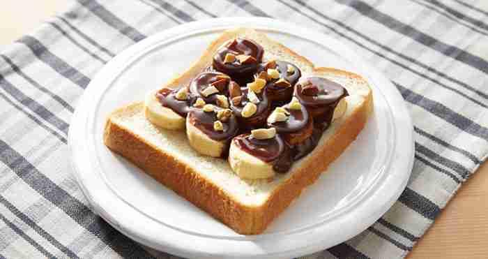 Οι φέτες σοκολάτας για σάντουιτς είναι πλέον πραγματικότητα. Η ζωή δεν θα είναι ποτέ ξανά η ίδια..