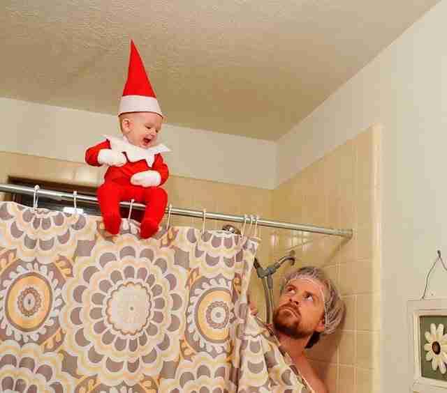 Μπαμπάς μεταμόρφωσε τον 4 μηνών γιο του, στο πιο αξιολάτρευτο ξωτικό όλων των εποχών!
