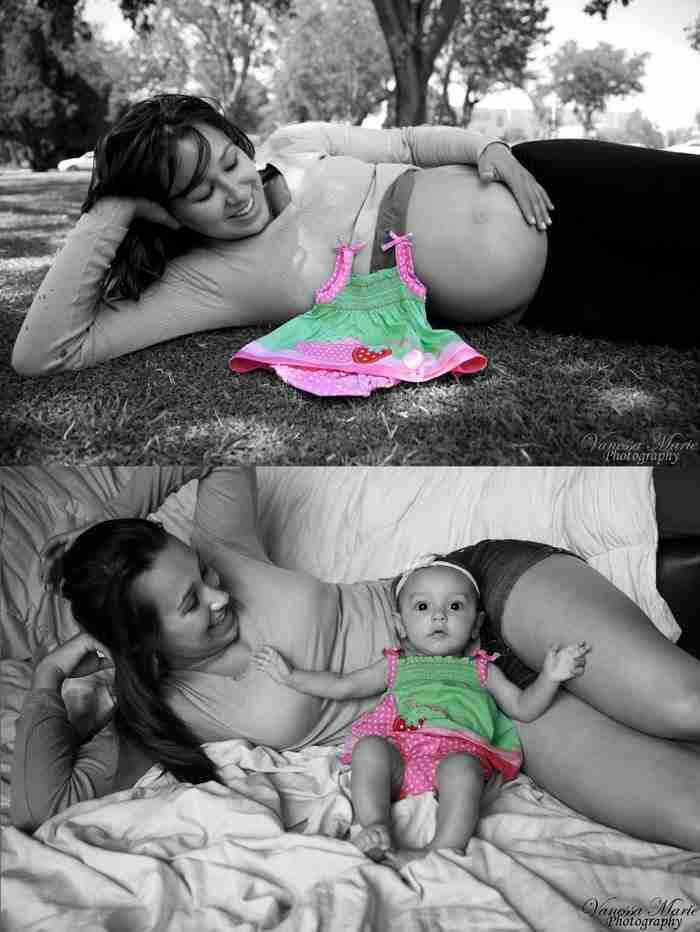 Έκαναν μωρό και.. κάπως έτσι το φώναξαν σε όλο τον κόσμο!