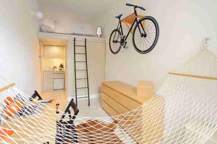 Μπορεί ένα σπίτι 13 τετραγωνικών να περιέχει τα πάντα και να είναι τόσο όμορφο; Απλά δείτε..
