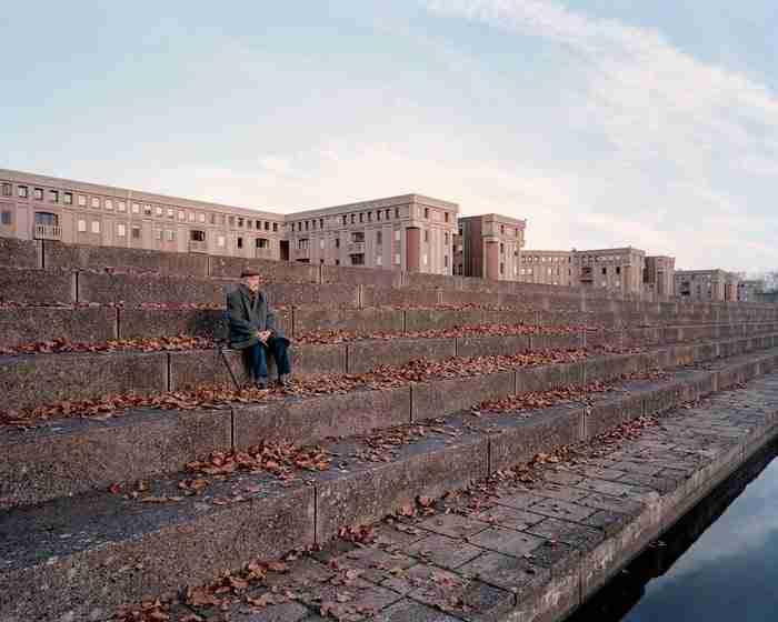 Η πόλη που γυρίστηκε το «Αγώνες Πείνας» ήταν ένα κοινωνικό πείραμα που σχεδόν πέτυχε..