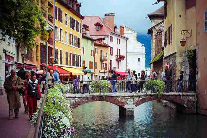 Μερικοί υποστηρίζουν ότι αυτή είναι η ωραιότερη Γαλλική πόλη. Και όχι άδικα..