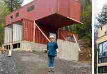 Αυτή η πανέξυπνη γυναίκα έφτιαξε το σπίτι της με παλιά κοντέινερ. Και είναι καταπληκτικό!