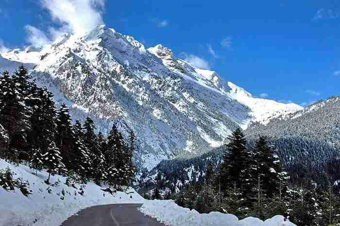 H «Ελβετία» της Ελλάδας: Ταξίδι στην Ορεινή Φωκίδα