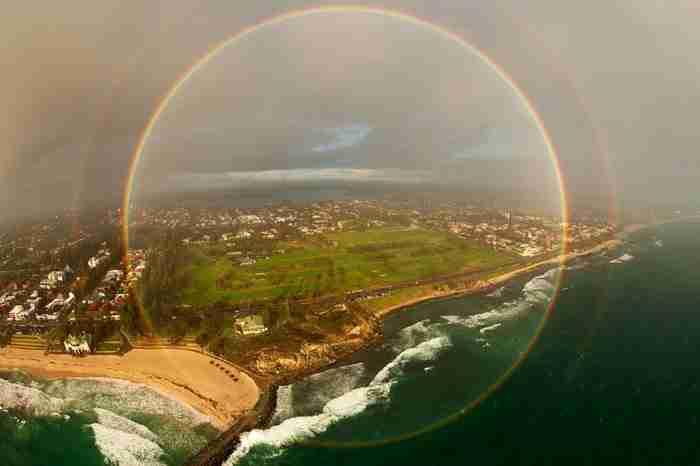 18 φωτογραφίες που δείχνουν τη ζωή από μια διαφορετική οπτική γωνία