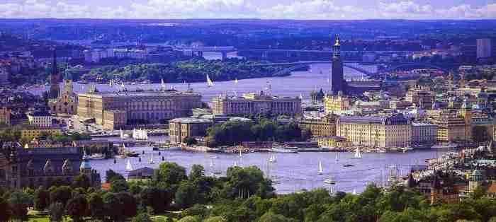 12 από τα ωραιότερα λιμάνια της Ευρώπης!