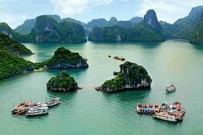 30 μέρη στον κόσμο που μοιάζουν σαν να ξεπήδησαν από παραμύθι!