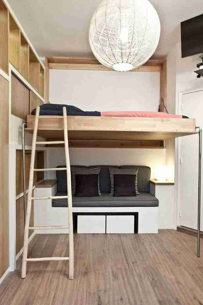 23 φανταστικές ιδέες για να μεταμορφώσετε ένα μικρό δωμάτιο!